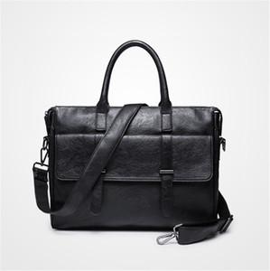 Designer Luxury Briefcases Men High Quality Shoulder Bag Cross Body Briefcase PH-CFY20051323