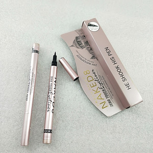 band makeup zero touch eyeliner innovative cartride design to the ink flowing silky 24h waterproof black color long lasting errect loaded