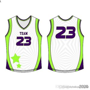 2020 Basketball Jersey Gut jede Farbe Kleidung