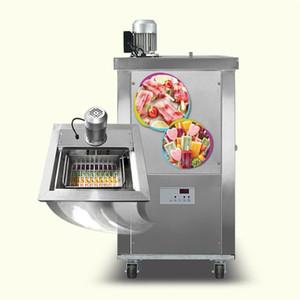 Comercial Kolice 1 Molde Máquina de hielo Popsicle Machine Hielo Lollipop Making Machine Lolly Haciendo la máquina con 1 molde y refrigerante