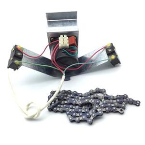 Freeshipping 1 Pcs Incubadora Sistema Automático de Torneado de Huevos 220V 100CM Cadena Industrial Turn Densa Huevos Motor Con