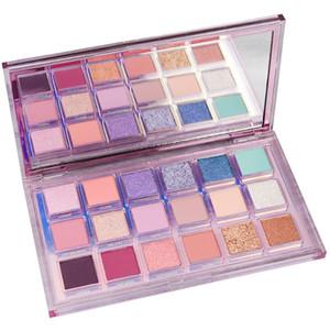 New Eye Makeup Mercury Retrograde 18 colors eye shadow eyeshadow Beauty Make up Nude Shimmer Matte shadows