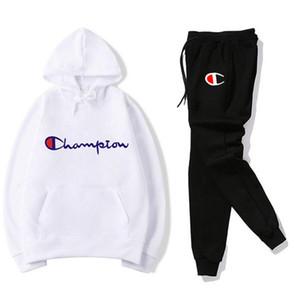 Delle donne tute progettista Sport Suit Top giornalieri e pantaloni a righe Lady autunno Stampa invernali vestiti delle donne 2 Pezzo Outfits Sport Sweatsuit
