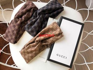 Nueva carta de punto de pelo joyas de diseño clásico para las mujeres de alta calidad mejores vendas de la venda regalo tapa atractiva manera muchacha libre del envío