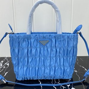 Гофрированный хозяйственная сумка сумки Кошельки сумка Мода Ткань Zipper большой емкости ткани высокого качества Женский кошелек нейлона Бесплатная доставка