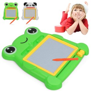 1PCs Cartoon Magnetic Drawing Board Sketch Pad Playing Writing Painting Graffiti Art Kids Children Educational Learning Toys
