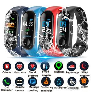 Sport M3 Pro Smart Watch Smart Band for Women Men Blood Pressure Monitor Smart Wristband Smartwatch Bracelet M3Pro Wristband
