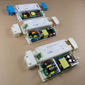 Caixa do excitador do diodo emissor de luz CC Dimmable com sinal 0-10v 1-10v 300ma 600ma 1000ma 1200ma 1500ma 8W-70W psto