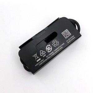 Samsung Galaxy Note 10 S10 S10E S10P EP-DG970BBE için Orijinal OEM kaliteli USB C Tipi Kablo 1.2M 2A FAST Şarj Kablosu