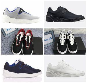 B17 Sneaker Herren Freizeitschuhe Damen Plateau Sneaker Designer Schwarz Canvas Weiß Leder B17 Sneaker Luxus Lace-Up Freizeitschuhe