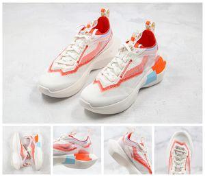 2020 The New Hot Zoom translucent Sneakers Men Women Designer Segida Volt Indigo Summit Fashion Orange blue Outdoor Shoes CJ1649-100