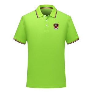 2020 OGC Nice yaz yeni stil pamuk Erkekler futbol polo yaka kısa kollu yaka polo futbol polo gömlek antrenman forması Erkekler Polos