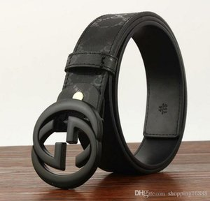 Classical Brand Designer Belt With Box Luxury G Brass Buckle Belt For Men Women Strap G Jeans Waist Belt Taekwondo Belts