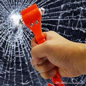 Cutter Ceinture de sécurité Auto Safety Car Kit de survie Window Punch Briseur outil de marteau pour échapper Rescue urgence en cas de catastrophe 2019032301
