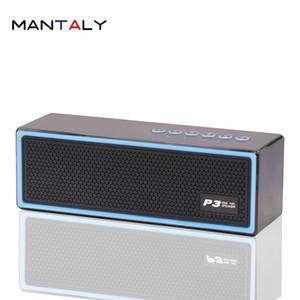 P3 синий зуб динамик саундбар bocina Bluetooth театр тыловые колонки беспроводной портативный хауты parleur крепостная ограда Spotify премиум Бумбокс