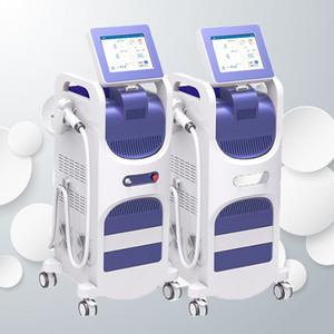 Yeni Profesyonel 808nm diyot lazer soprano buz alma lazer alexandrite lazer epilasyon makinesi fiyat