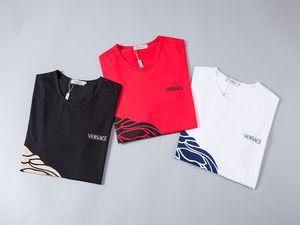 Men's Hip Hop Harajuku Cartoon Monster T-shirt Streetwear Summer Top Tee Cotton T-shirt Oversized Hip Hop Short Sleeve Pullover Size S-XXL