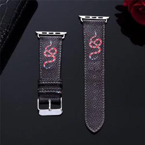 Для Apple Watch Series5 дизайнерские ремешки для часов 40 мм 44 мм ремешок для часов iwatch Series4321 роскошный браслет из натуральной кожи ремешки 38 мм 42 мм