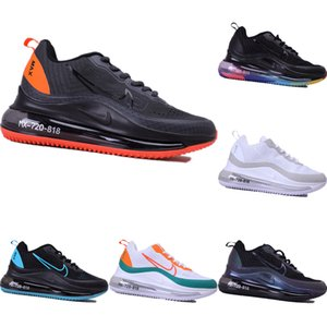With Box 2020 Sup Consortium 720-818 Knit and Mesh Breathable Sports Shoe Originals Tallest 720-818 All Zoom Air Cushioning Jogger Shoe