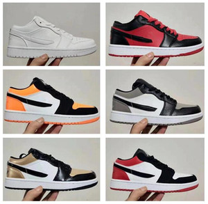 discount AJ 1 1S J1 SB x Air RET PREM LOW Jumpman Top Quality Men Sports Basketball Shoe Mens running shoes EUR 40--45