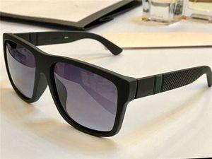 Nouveaux lunettes de soleil polarisées Style Sport 1124 Carré Caractéristiques Caractéristiques Carte Panneau Populaire Simple Style Top Qualité Uv400 Protection Lunettes de protection