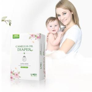 Couches pour bébés Hot Vente Baby Care ultra mince respirant ne peut pas Diapers Wet 2020 New Comfy à usage unique S-XL