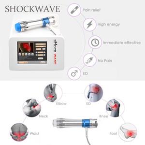 Shock Wave Therapy Acoustic Machine Shock Wave Therapy Machine de Shockwave Aide ED pour la dysfonction érectile et la cellulite réduire le traitement