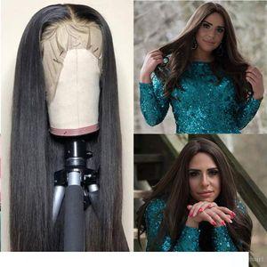 Base de seda del frente del cordón del pelo humano del pelucas dibujada doble judía peluca kosher Europea Virgen pelo sin procesar del 150% peluca de encaje