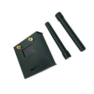 V1.3 MMDVM_HS_Dual_Hat Duplex Hotspot + Raspberry Pi a zero W card + OLED + antenna + 16G SD + cassa del metallo