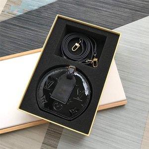 LoVuitto designer Monogram Bucket Petit HINAMini Boite Chapeau shoulder bag M44699 Monogram LadiesSize:13x 12x 6.5cm