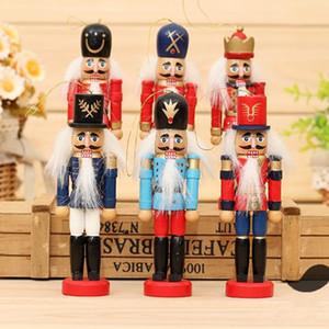 Tronzo Natal Nutcracker Puppet decoração Decorações de Natal para decoração de casa Party Supplies 2018