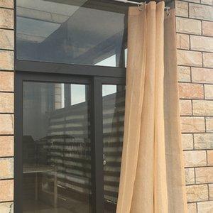 Refugio Ventana Net cortina cortina de ventana Toldo Toldo de Outerdoor puerta de la planta suculenta del dosel Decoración de accesorios