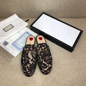Gucci shoes cuñas de sandalias de los tacones de zapatos de moda antideslizante hebilla plana playa femenino zapatillas flip flop de lujo diseñador gq200427 arena