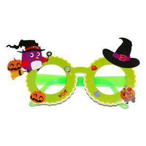 할로윈 안경 큰 재미 유리 할로윈 파티 소품 장식 창조적 인 성격 재미 안경 패러디 장난감 GGA2685 과장된