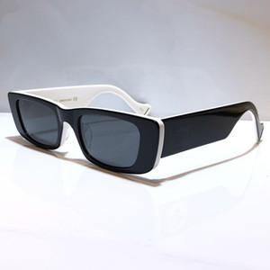 neue 0516 Sonnenbrillen für Frauen Männer Spezielle UV-Schutz Frauen Designer-Weinlese-kleine quadratische Rahmen Top-Qualität kommen frei mit Fall 0516S