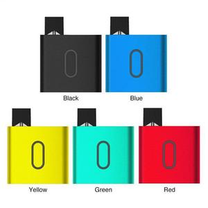 E Bossvape Epod Kit Vape 500mAh Batterie Mod System Système De Pod Portable Avec Cartouches 0.5ml E-bossvape Jul Compatible JC01 Pod chicha