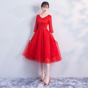 캐주얼 드레스 봄 cheongsam 드레스 패션 중국 스타일 qipao 동양 여성 우아한 가운 파티 Vestido 사이즈 S-XXL
