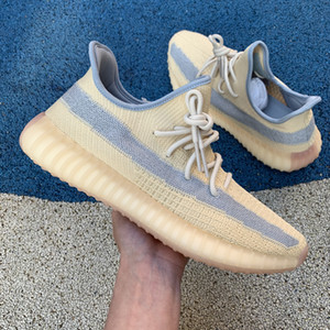 mens casual platformu yıldızı Sneaker Lüks beyaz çorap adaçayı Spor ayakkabılar için ayakkabı Koşu kapalı Yeni 2020 Moda lüks tasarımcı erkekler kadınlar Kanye