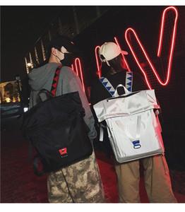 Kadın DEISGNER Sırt Erkek ve Bayan Sırt Çantası Sokak Tide Marka Sırt Çantası Erkekler Tuval Seyahat Spor Öğrenci Schoolbag Hip-hop