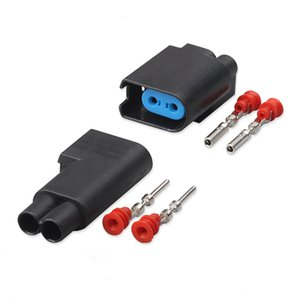 1.5mm의 2 핀 자동차 커넥터, 포드 볼보 등 ABS 센서 플러그 커넥터