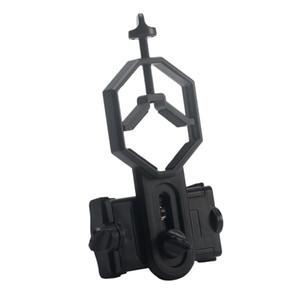 Universal Telescope Holder Cell Phone Adapter Mount For Binocular Monocular Spotting #0128