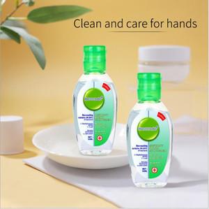 50ml ibcccndc del recorrido mini desinfectante de mano para niños hidratante anti-bacterias desechables de manos sin agua Gel desinfectante Handgel