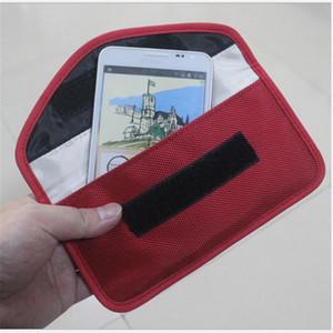 Горячая сумка Anti-Radiation сигнал Экранирование ключи от автомобиля Чехол кошелька сотового телефона сумка Портмоне Monedero Portemonnee