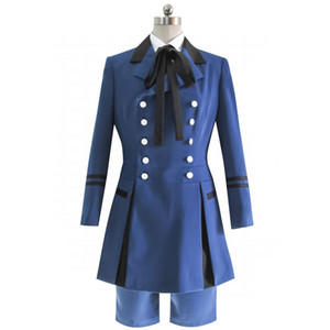 Black Butler Kuroshitsuji Ciel Phantomhive Cosplay Costume