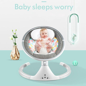Silla reclinable de cuna multifuncional silla de confort perezosa silla de bebé no eléctrica para recién nacidos