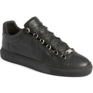 sapatos Homens Mulheres Moda Meias sapatos Arena Lace Up Sapatilha Ao Ar Livre Corrida Runner Genuine couro grande tamanho 35-47