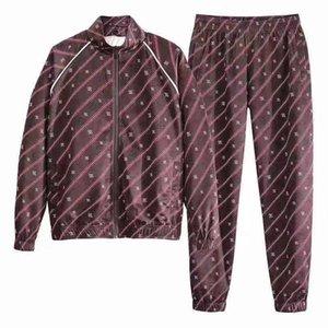 Costumes de sport Costumes 2020 Italie Marque de luxe de Survêtements Sweats à capuche Vestes Mens Fashion Medusa sport Survêtement v1