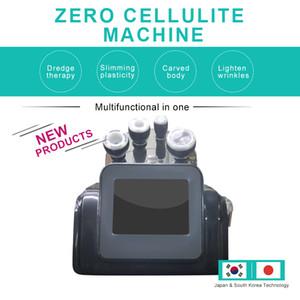 2021 новый многофункциональный Face Lift 80k Ультразвуковая кавитация 5D Carving Instrument Rf вакуума Rf Вакуумная формирования тела для похудения машина