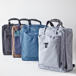 OVERNIGHT حقيبة السفر حقيبة الظهر قصيرة المسافة في الهواء الطلق حقيبة الرجل والمرأة حقائب تحمل على الظهر Lrge القدرات الإبداعية الأمتعة حقائب تحمل على الظهر CJ191210
