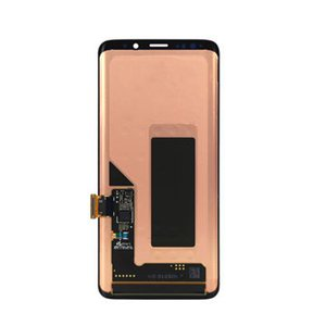 5 pieces Original OEM LCD Display+Touch Screen Replacement Glass For Samsung Galaxy S9 Without frame